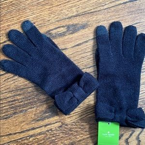 Kate Spade Bow Gloves